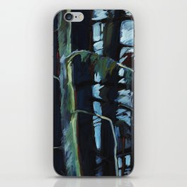 Threaded Forest iPhone Skin