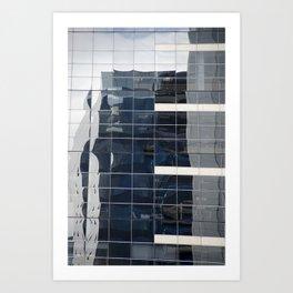 COSMO - Windows Series Art Print