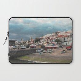 Portuguese harbour Laptop Sleeve