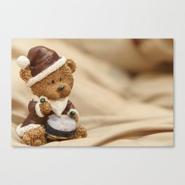 Winter Joy Canvas Print