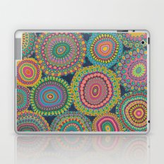 Boho Patchwork-Eden colors Laptop & iPad Skin