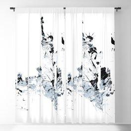 NEW YORK SPLASH Skyline Blackout Curtain