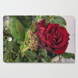 The Rose of Love Cutting Board