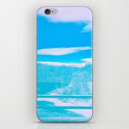 Winter Wanderland iPhone Skin