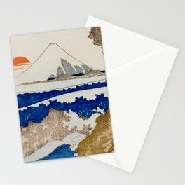 The Coast Searching Stationery Cards