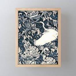 Tropical Framed Mini Art Print
