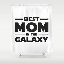 Best mom Shower Curtain