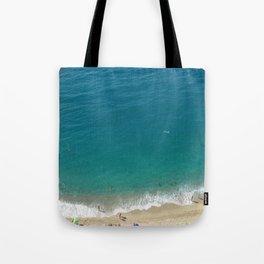 Italian Beach 1 Tote Bag