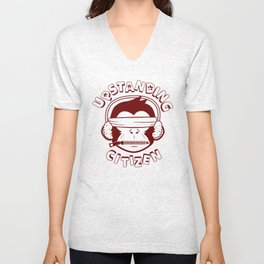 Upstanding Citizen Unisex V-Neck
