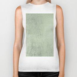 Modern elegant stylish blush green abstract pattern Biker Tank