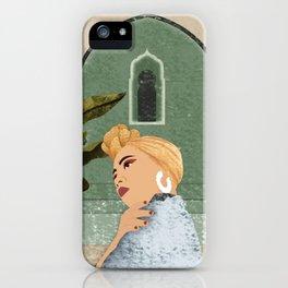 Confident Woman iPhone Case