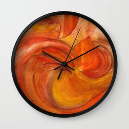 Improvisation 20 Wall Clock
