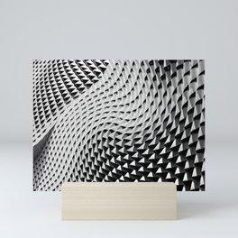 Urban Waves Mini Art Print