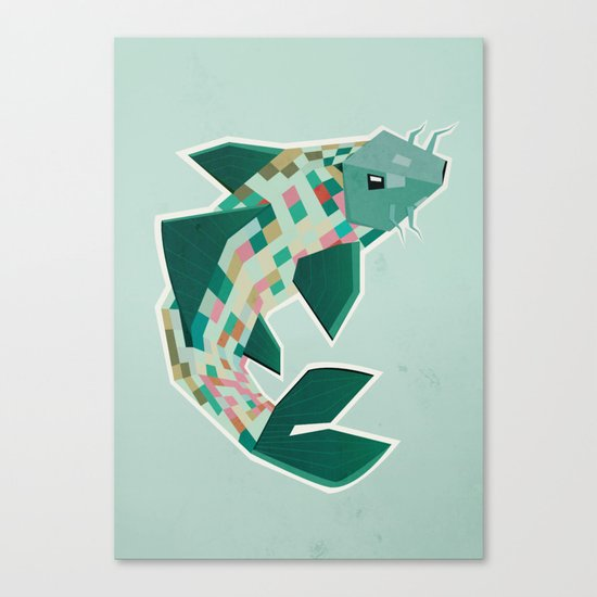 scalation Canvas Print