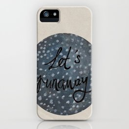 from the loverboy iPhone Case