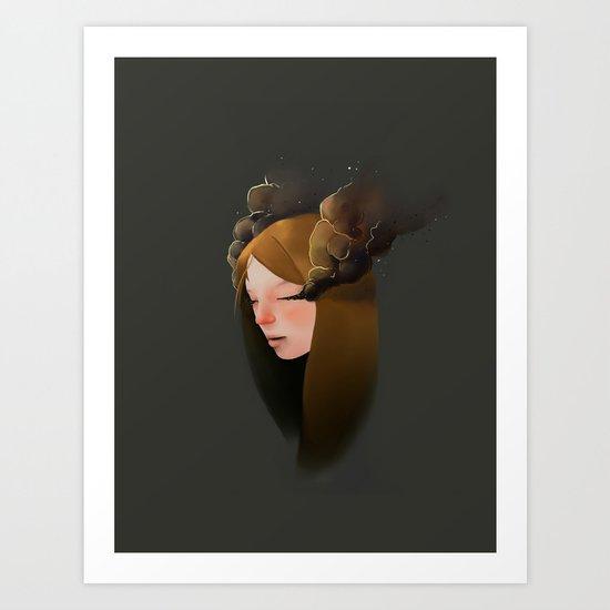 Tear to Dust Art Print