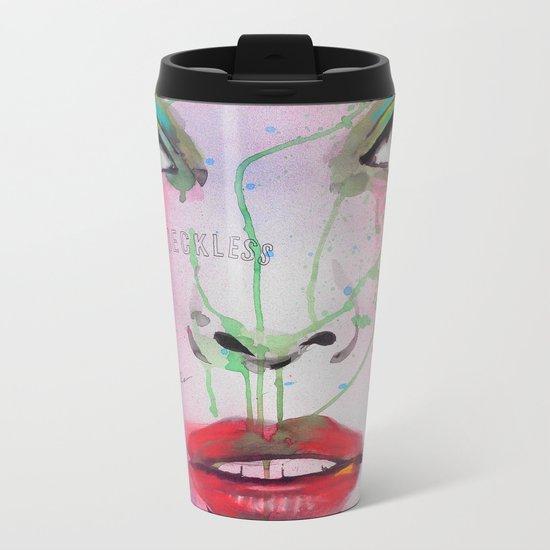 reckless Metal Travel Mug
