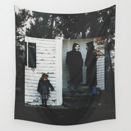 Brand New Band Edit Wall Tapestry