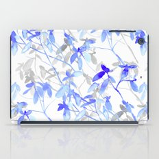 Premonition (Blue Grey) iPad Case