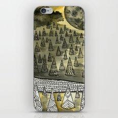 River Runnin iPhone & iPod Skin