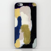 neil gaiman iPhone & iPod Skins featuring Neil by Patricia Vargas