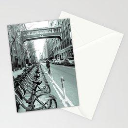 NYC Sky Bridge Stationery Cards