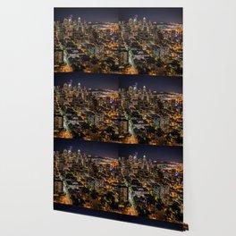 Seattle Nights Wallpaper