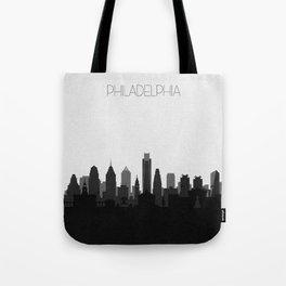 City Skylines: Philadelphia (Alternative) Tote Bag