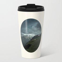 Scandinavian Landscape Travel Mug