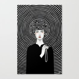 Eudoxia Canvas Print