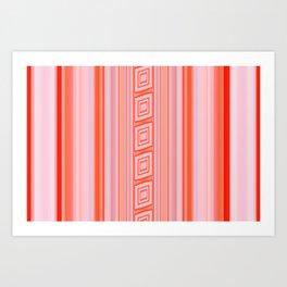 Living Coral 011 Art Print