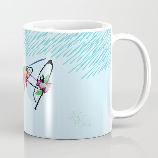 Bringing what I got [MOTH] [COLORS] [RAIN] [GIVEN] [GIVE] Mug