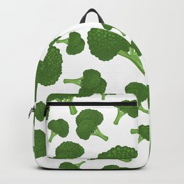 I Love Broccoli Backpack