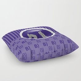 Indigo Writer's Mood Floor Pillow