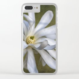 Star Attraction Clear iPhone Case