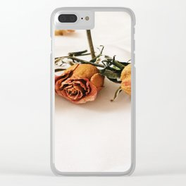 Nature is Infinite Clear iPhone Case