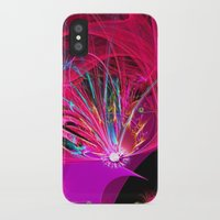 firefly iPhone & iPod Cases featuring Firefly by Roger Wedegis