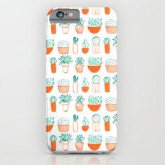 cacti pattern iPhone 6 Slim Case