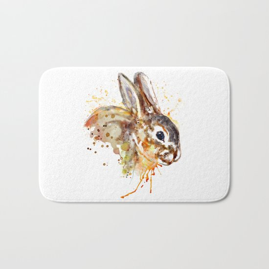 Mr. Bunny Bath Mat