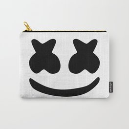 Marshmello smile Carry-All Pouch