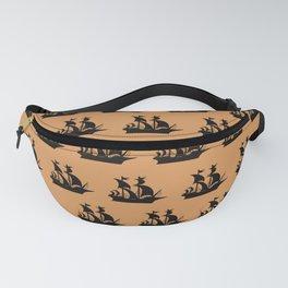 Pirate Ship Pattern  Fanny Pack