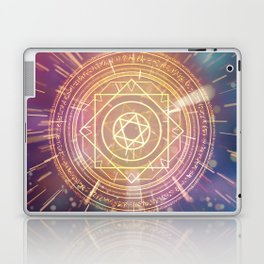 Strange Magic Mandala 1 Laptop & iPad Skin