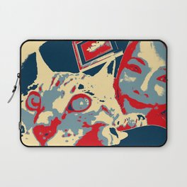 The Bengal Cat Affection Laptop Sleeve