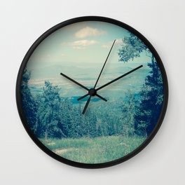 Someone Once Told Me Wall Clock