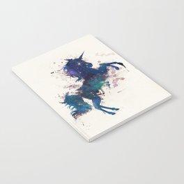 Unicorn Dreams Notebook