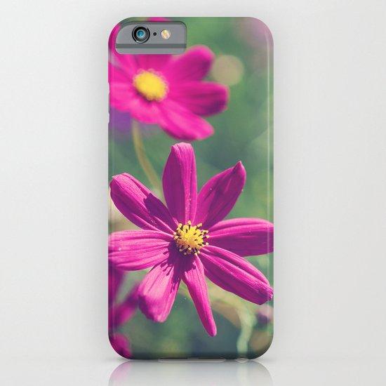 Summer beauty iPhone & iPod Case