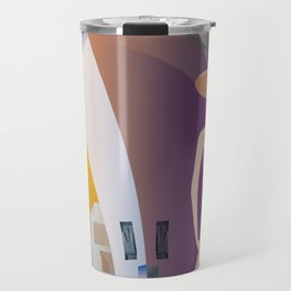 Boat Show Girl Travel Mug