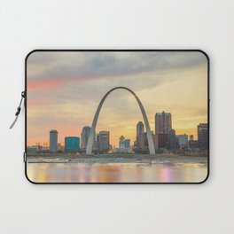 St Louis - USA Laptop Sleeve