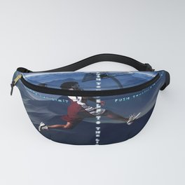 push yourself to the limit Fanny Pack