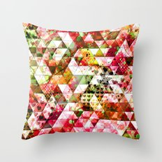 Beautiful Mess Throw Pillow